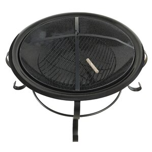 Smauge Cast Iron Fire Pit