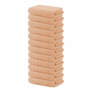 Yogyakarta 100% Cotton Hand Towel (Set of 12)