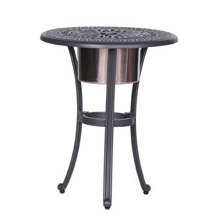 Beaufort Round Ice Bucket Bistro Table