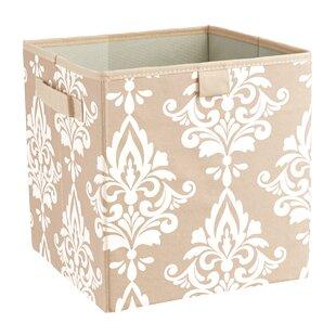 Premium Cubes Fabric Storage Bin