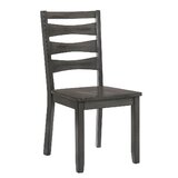 Doric Dining Chair (Set of 2) by August Grove®