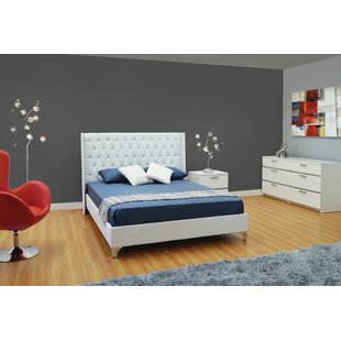 Neill Queen Platform Configurable Bedroom Set by Zoomie Kids Top Reviews