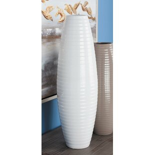 range fell provide around brand white texture decorated rounded with showcase clear contemporary grooves and floor see tall designs can vase vases part boll