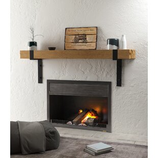 Find The Perfect Reclaimed Wood Fireplace Mantels Wayfair