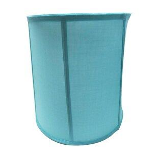 Online Reviews Modern 12 Linen Drum Lamp Shade By Latitude Run