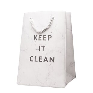 Keep It Clean Laundry Bag By Symple Stuff
