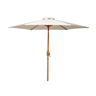 2.5m Traditional Parasol By Sol 72 Outdoor