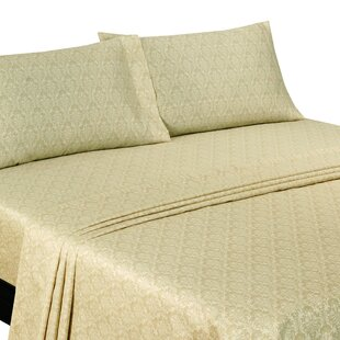 Murdock Damask 400 Thread Count Sheet Set