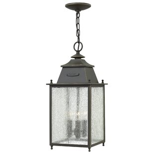 Hinkley Lighting Chatfield 3-Light Outdoor Hanging Lantern