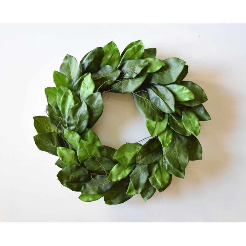 Mountain Magnolia 24'' Wreath