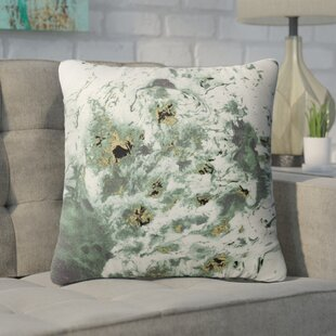 Swaney Cotton Throw Pillow