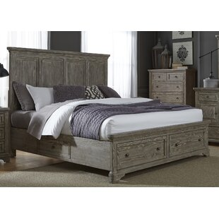Barkell Solid Wood Storage Platform Bed by Darby Home Co