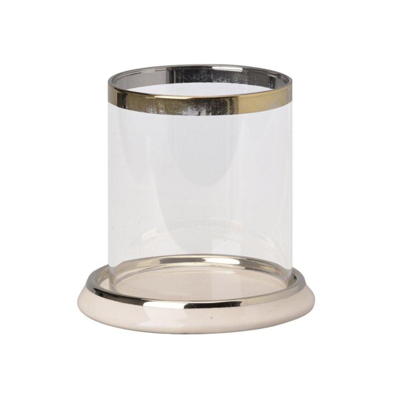 20c8d42924 House of Hampton Round Glass Tealight Holder | Wayfair