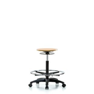 Tierra Height Adjustable Lab Stool