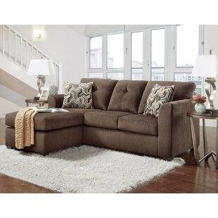 Levan Tufted Reversible Sectional