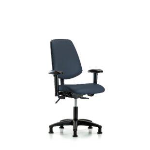 Symple Stuff Roxana Desk Height Ergonomic..