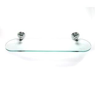 R. Christensen Simple Serenity Glass Shelf