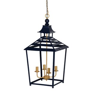 Tami 4-Light Candle-Style Chandelier by Darby Home Co