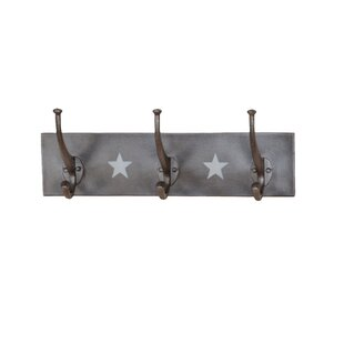 Correa Wall Mounted Coat Rack By Brambly Cottage