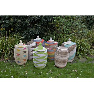 Ethnic Alibaba Laundry Basket By Bloomsbury Market