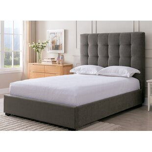 Canora Grey Bedsworth Upholstered Panel Bed
