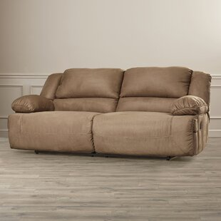 Shullsburg Two Seat Reclining Sofa by Winston Porter