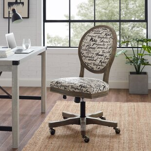 Mina Task Chair by One Allium Way Coupon