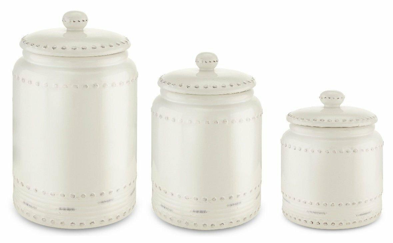 kovot ceramic 3 piece kitchen canister set wayfair ceramic kitchen canisters jars sku kovt1122 default name