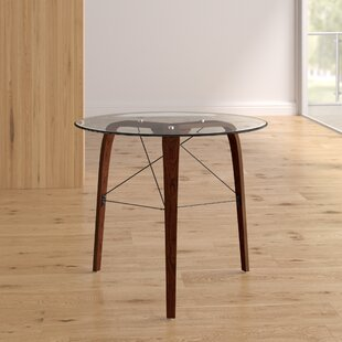 Best Reviews Evelina Round Dining Table By Langley Street