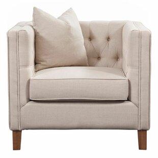 Darby Home Co Dehon Casual Armchair