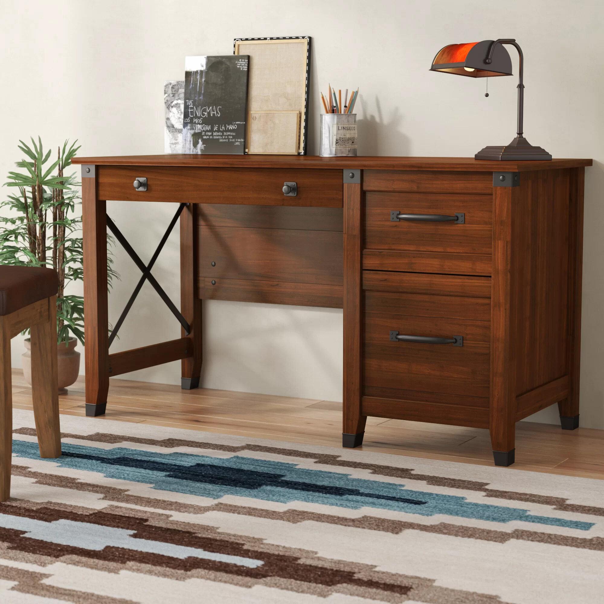 Trent Austin Design Chantrell Desk Reviews Wayfair