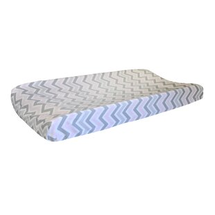 Compare Kim Chevron Changing Pad Cover ByHarriet Bee