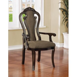 Fleur Upholstered Dining Chair (Set of 2)