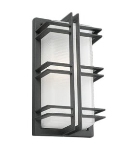 Best Turnipseed 1-Light Outdoor Flush Mount By Ebern Designs