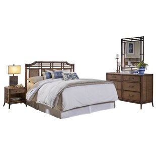 Lamont King Panel Bedroom Set (Set Of 4) by Bay Isle Home Coupon