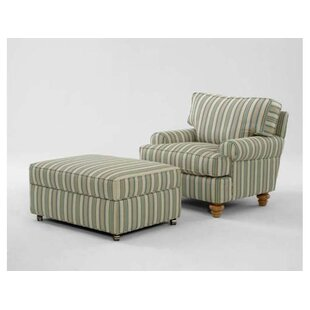 Lowell Armchair by Braxton Cul..