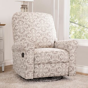 Mathers Swivel Reclining Glider