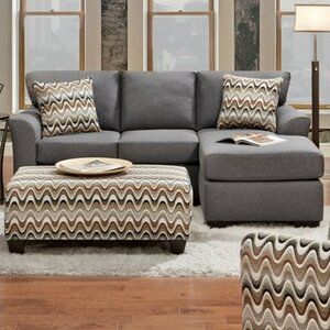 Weaver Stationary  Sectional