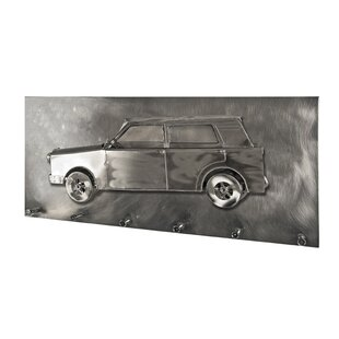 Hertfordshire Wall Mounted Coat Rack By Williston Forge