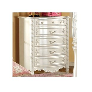 Citlali 5 Drawer Dresser by House of Hampton