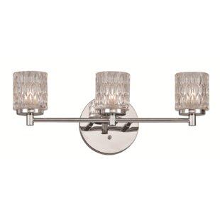 Best Gholson 3-Light Vanity Light ByGreyleigh