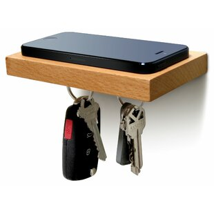 Plank Plus Key Hook By Symple Stuff
