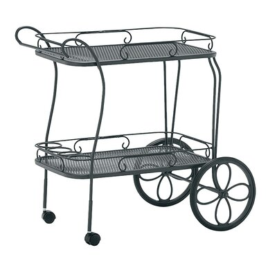 Tea Bar Cart Woodard