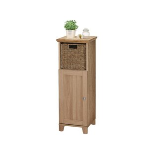 Stetson 33 X 92.5cm Free-Standing Cabinet By Brambly Cottage