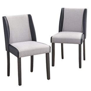 Beckley Upholstered Dining Chair (Set of ..