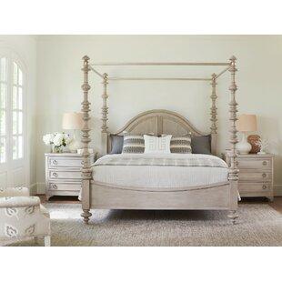 Malibu Canopy Bed