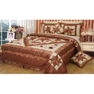 August Grove Coulonge Comforter set