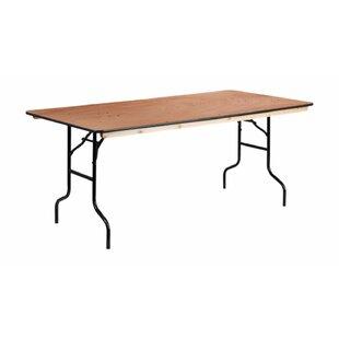 Wood Folding Tables Youu0027ll Love | Wayfair