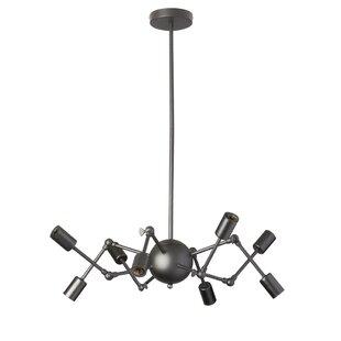 Corrigan Studio Seraphina 8-Light Chandelier