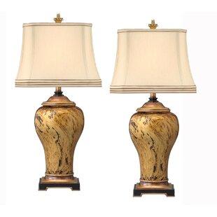 Strasburg 31 Table Lamp (Set of 2)